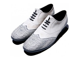 """MIHARAYASUHIRO 2009 Fall """"Left and Right"""" Footwear Collection"""