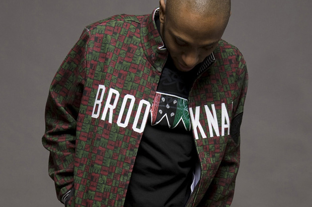 "Mos Def x UNDRCRWN ""Cut & Sew"" Collection"