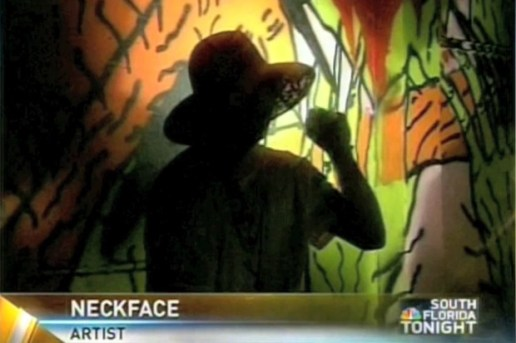 "Neck Face Halloween ""Devil's Discipline"" Haunted House Preview"