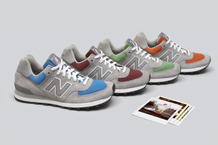 New Balance 574 Clips Campaign