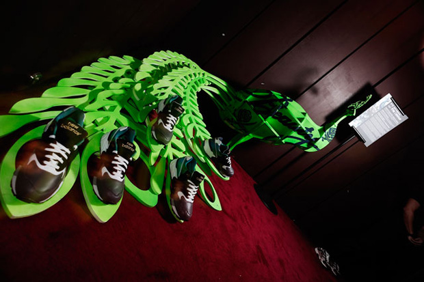 New Balance NB 999 Feral Creation Collection Launch Party