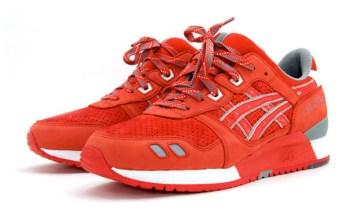 Nice Kicks x Asics Gel Lyte III Sneakers