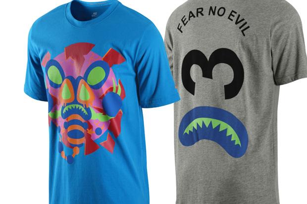 Nike x Cassette Playa Fear No Evil Apparel