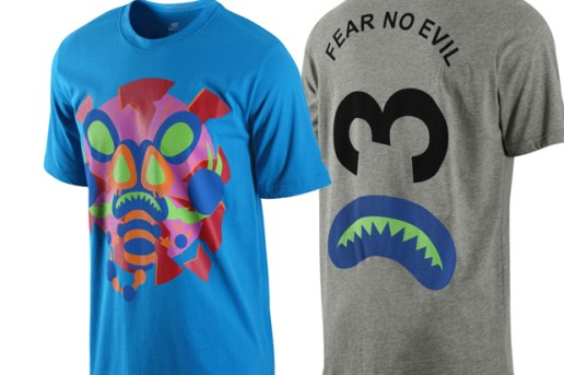 Nike x Cassette Playa Fear No Evil Apparel