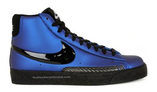 "Nike ""Foamposite"" Blazer High Premium"