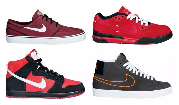 Nike SB 2009 September Releases