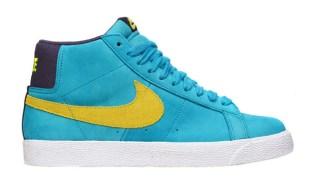 Nike SB Blazer & Dunk for October '09