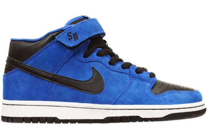 Nike SB Dunk Mid Royal Blue/Black