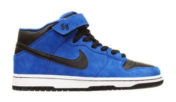 Nike SB Dunk Mid Royal Blue/Black