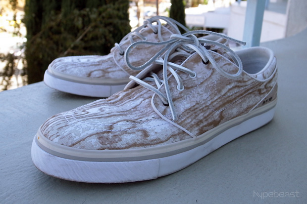 "Nike SB Stefan Janoski x Michael Lau ""Friends & Family"" 10th Gardener Sneakers"