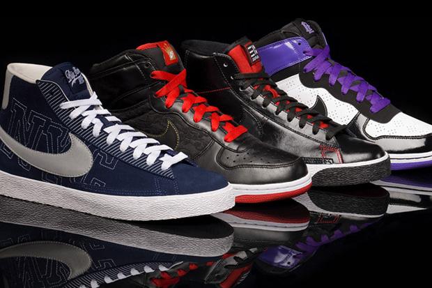 Nike Sportswear Blazer & Big Nike City Pack