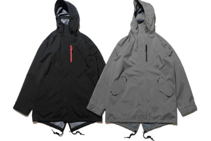 Nike Sportswear NSW Hooded Fishtail Jacket
