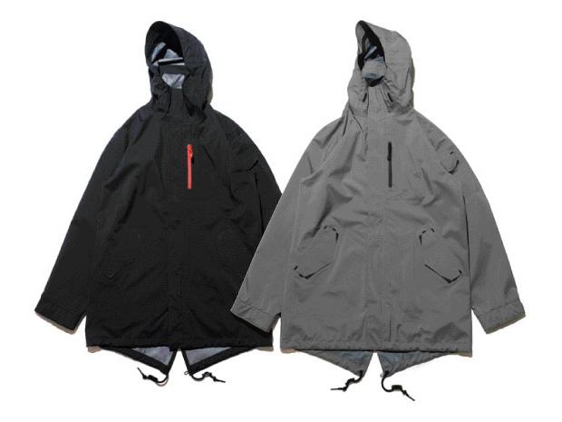 Nike Sportswear NSW Hooded Fishtail Jacket