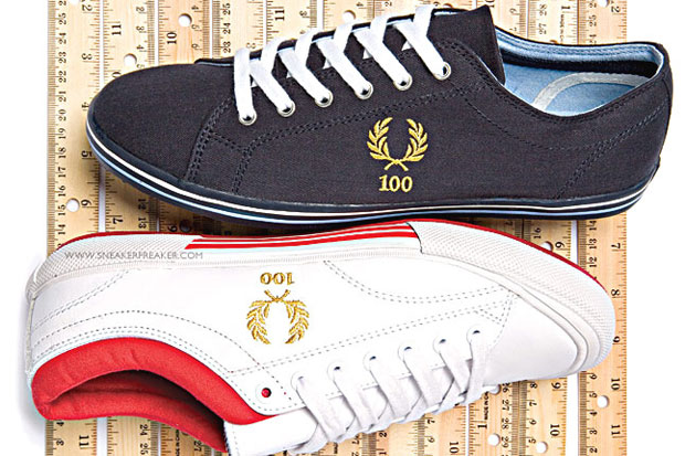 Offspring x Fred Perry Sneakers