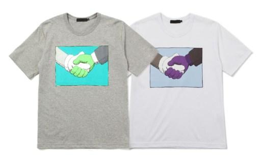 """OriginalFake """"Better Wash Your Hand"""" T-Shirt"""