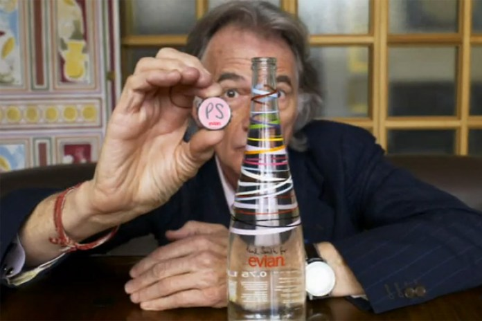 Paul Smith for Evian Video
