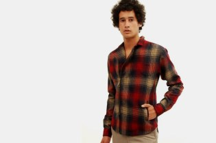 Pendleton Meets Opening Ceremony 2009 Fall Collection