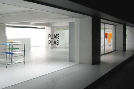 Pleats Please Issey Miyake Aoyama Store by Tokujin Yoshioka