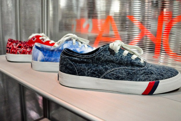 Pro-Keds 2010 Spring Footwear Preview