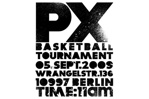 PX Basketball Tournament