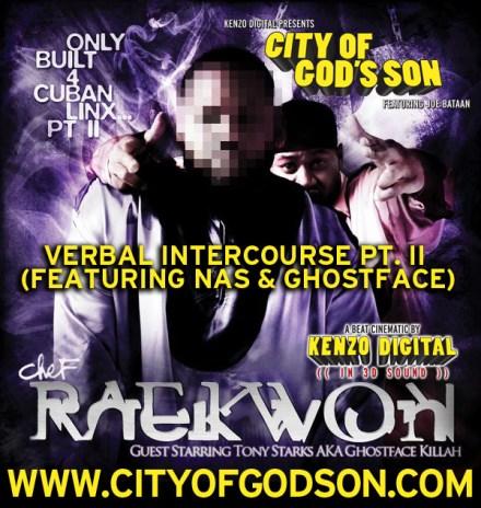 Raekwon feat. Nas & Ghostface - Verbal Intercourse Part II