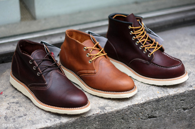Red Wing Shoes 2009 Fall/Winter Releases