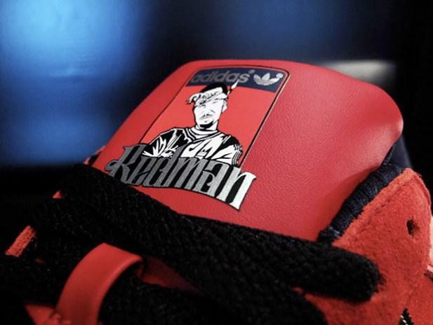 Redman x adidas Superstar II Sneakers