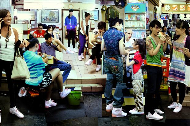 Reebok Freestyle Global Stylist Series – Hong Kong