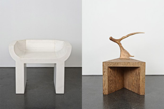"Rick Owens ""Evolution"" Furniture Exhibition"