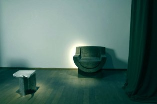Rick Owens Furniture @ Sebastian + Barquet Gallery London
