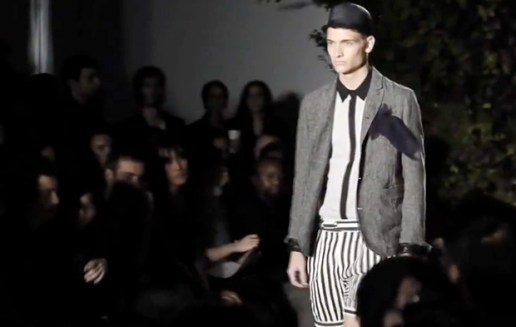 Robert Geller 2010 Spring/Summer Runway Video