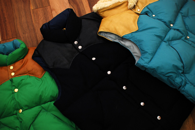 Rocky Mountain Featherbed 2009 Fall/Winter Collection