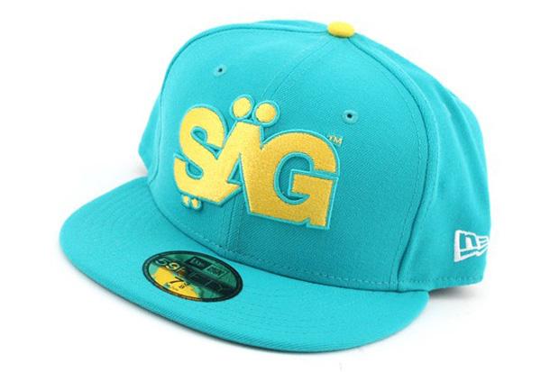 SAG New Era Logo Caps