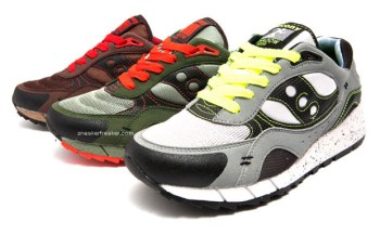Saucony Shadow 6000 Outdoors Pack