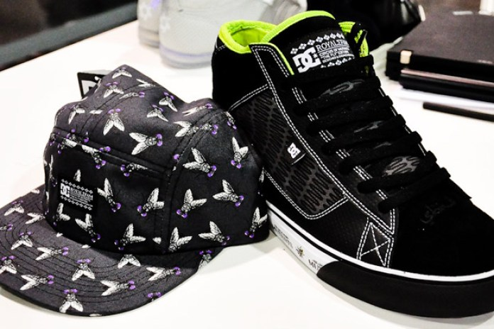 SBTG x DC Life Sneaker & Headwear Preview