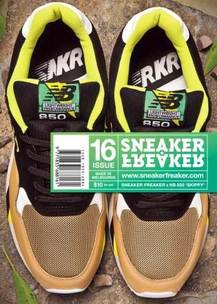 Sneaker Freaker x New Balance 850 Preview