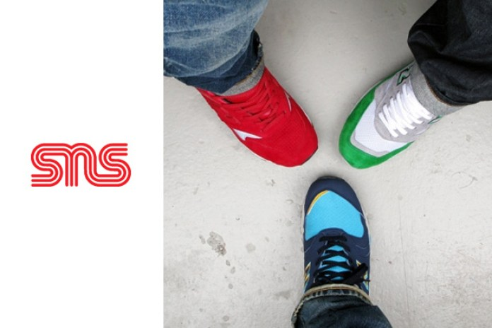 Sneakersnstuff x New Balance RGB M577 / M1500 / M1700 Pack