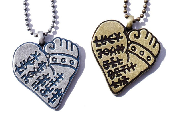 So-Me x Revolver Ex-Girlfriend & Yes Necklaces
