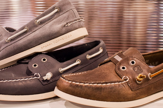 Sperry 2010 Spring Collection Preview