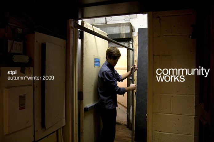 """STPL Cut & Sew 2009 Fall """"COMMUNITY WORKS"""" Collection"""