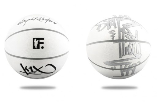 "Stay High 149 x Frank151 x K1X 4 Elements 4 Icons 4 Basketballs ""Air"" Basketball"