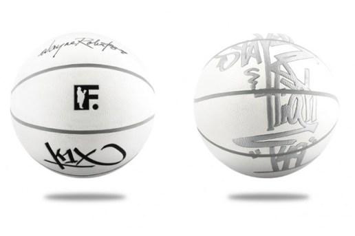 "Stay High 149 x Frank151 x K1X 4 Elements 4 Icons 4 Basketballs ""Air"" Basketball"