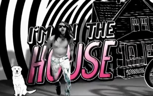 Steve Aoki feat. Zuper Blahq - Im In The House