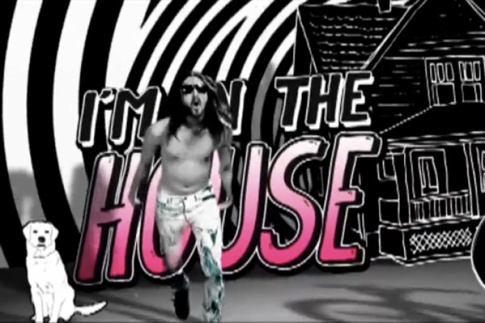Steve Aoki feat. Zuper Blahq - Im In The House
