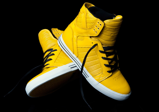 "Karmaloop x Supra Skytop ""Holy Bananas"" - A Closer Look"