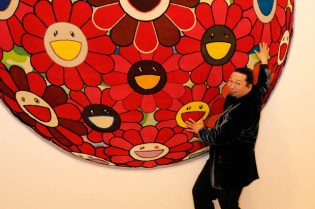 Takashi Murakami for Louis Vuitton Rugs: Behind the Scenes