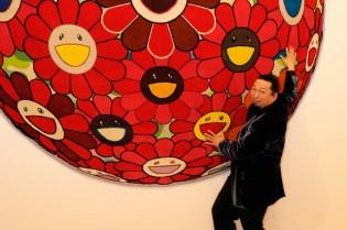 Takashi Murakami for Louis Vuitton Rugs: Behind the Scenes