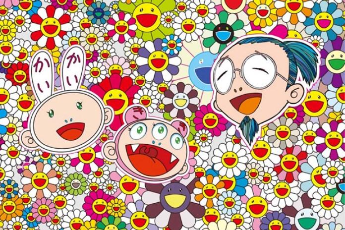 "Takashi Murakami ""Self-Portraits"" Exhibition Preview"