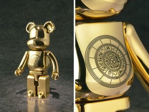 """Tamashii Nation 2009 x MEDICOM TOY Chogokin 200% """"Zodiac"""" Bearbrick"""