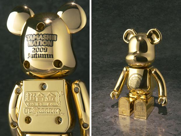 tamashii nation 2009 medicom toy chogokin 200 zodiac bearbrick